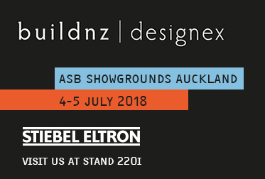 STIEBEL ELTRON at Build NZ