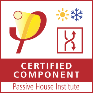 Passsive House Certified Component