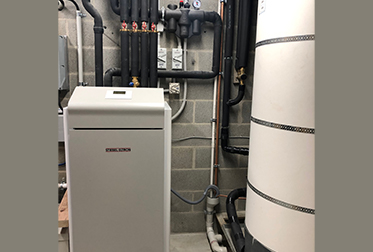 Laske Hayes Geothermal Heat Pump