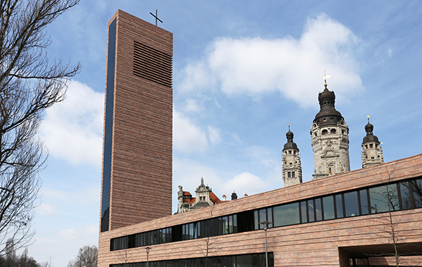 Sustainable German Church